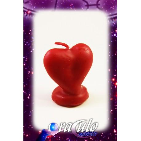 Vela Corazón pequeño