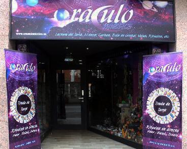 Tienda esotérica en Mataró, Barcelona